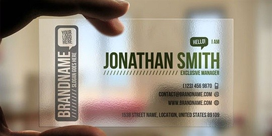 jonathan smith business card