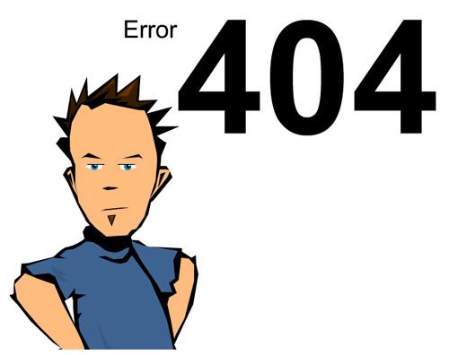 ferdaze 404 error pages