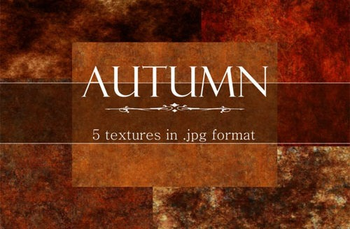 Autumn Textures Pack