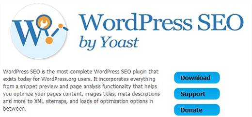 WordPress SEO by Yoast WordPress Plugin