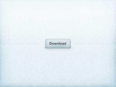 download button psd web element
