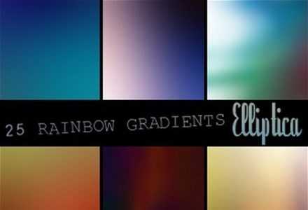 photoshop gradient brushes