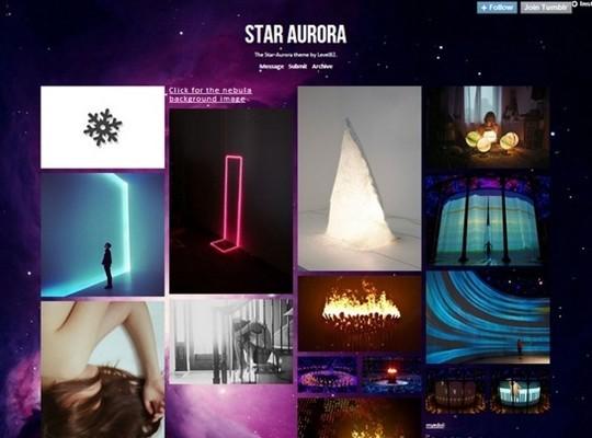 star-aurora