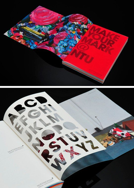ntu art & design book 08/09
