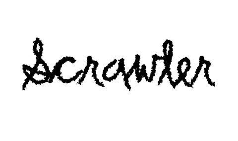 scrawler font