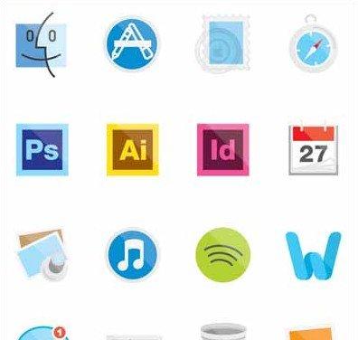 my desktop icons - free download