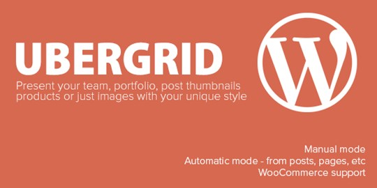 ubergrid - responsive grid builder for wordpress