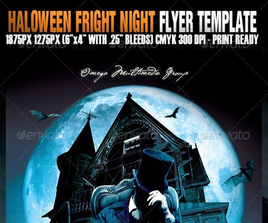 Halloween Fright Night by OMEGAMULTIMEDIA