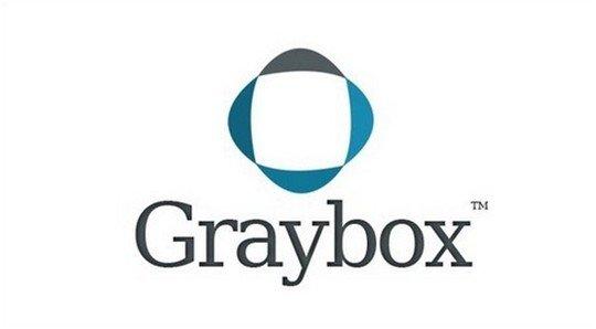 graybox - logo psd file
