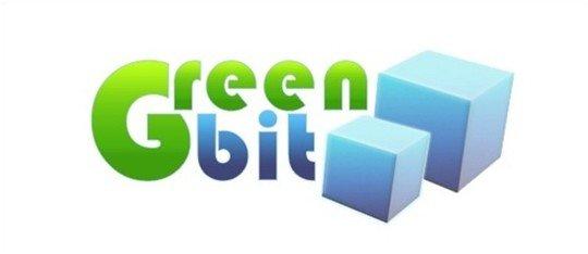 greenbit logo - logo psd file