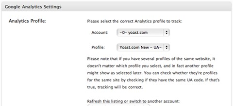 google analytics for wordpress (FREE)