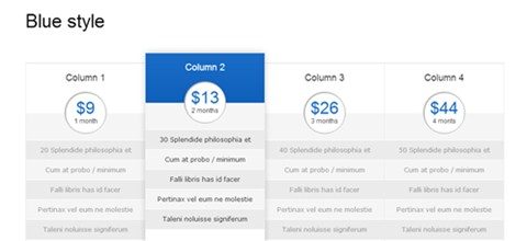 go – responsive pricing & compare tables for wp