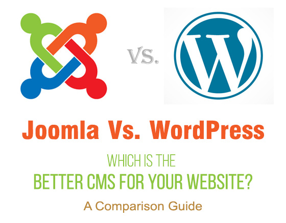 Joomla vs. WordPress: Which is the Better CMS for Your Website?
