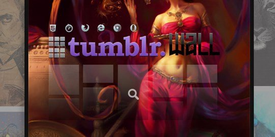 tumblrwall for wordpress version 2