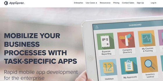 AppGyver - App Development Tools