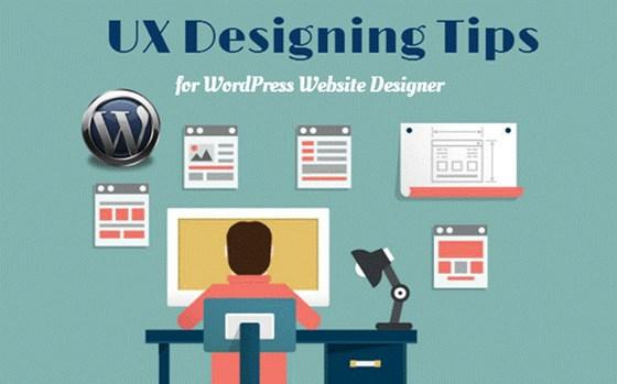 Top 4 UX Designing Tips for WordPress Website Designer To Know