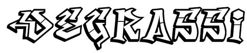 Degrassi Font