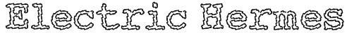 Electric Hermes Font