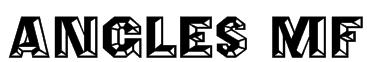 Angles MF Font