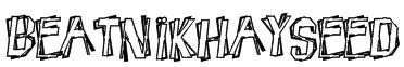 BeatnikHayseed Font