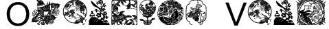 Oriental View Font