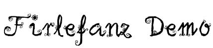 Firlefanz Demo Font