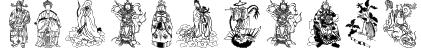 MythosChina Font