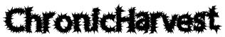ChronicHarvest Font