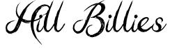 Hill Billies Font