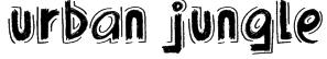 Urban Jungle Font
