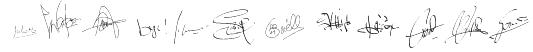 PWSignatures Font