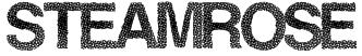 SteamRose Font
