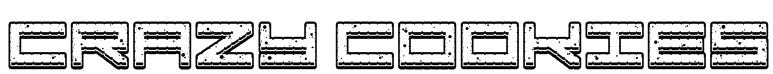 Crazy COokies Font