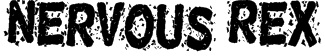 Nervous Rex Font