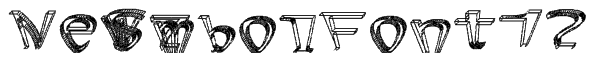 NewSymbolFont12 Font