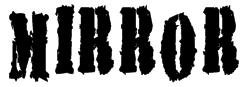 Mirror Font