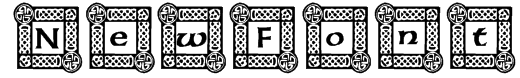 NewFont Font