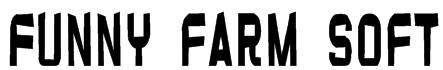 Funny farm soft Font