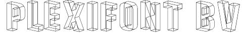 Plexifont BV Font