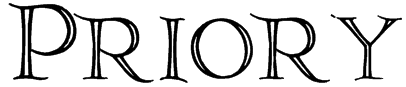 Priory Font
