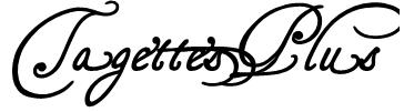 TagettesPlus Font