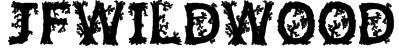 JFWildWood Font