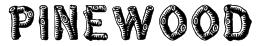 Pinewood Font