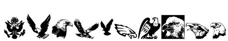Eaglemania Font