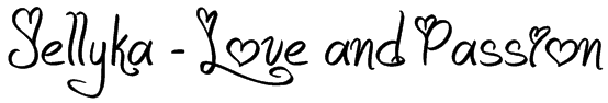 Jellyka - Love and Passion Font