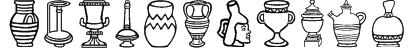 Pretty Pottery Font