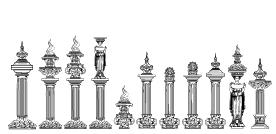 Columns Font
