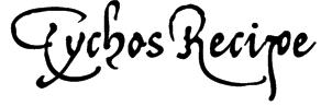 TychosRecipe Font