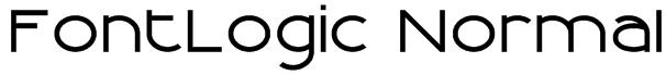 FontLogic Normal Font