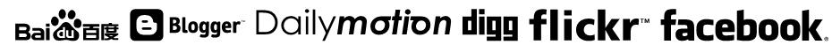Social Logos Font